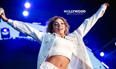 Tinashe at Shaun White's 2018 Air + Style Festival